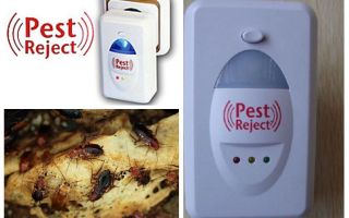 Pest Reject Ultrasonic Cockroach Repeller