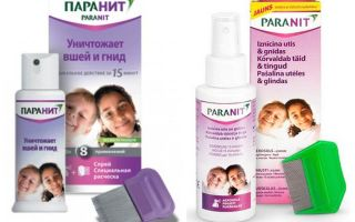 Funds from lice and nits in Ukraine