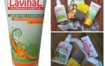 Shampoo and spray lavinal against lice and nits