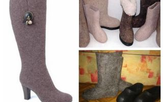 How to keep boots from moths in summer