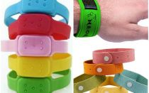 Mosquito bracelets for children and adults