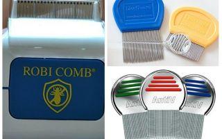 Comb lice