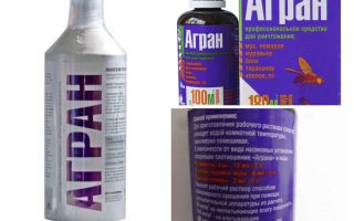 Agran remedy for bedbugs