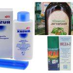 Pediculum šampūni pieaugušajiem