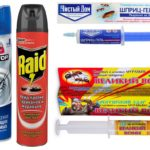 Insect gels and sprays