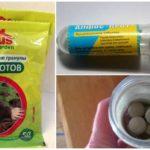 Mole un Shrew Gas Pills